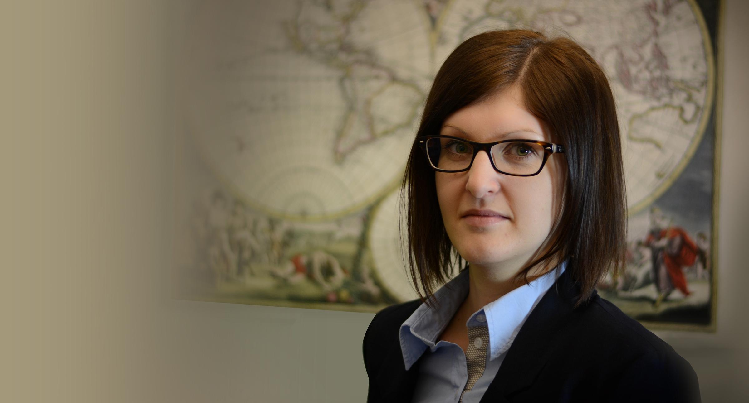 Kinga Danilewicz - Radca prawny, Kancelaria Adwokacka Ius Cogens w Toruniu