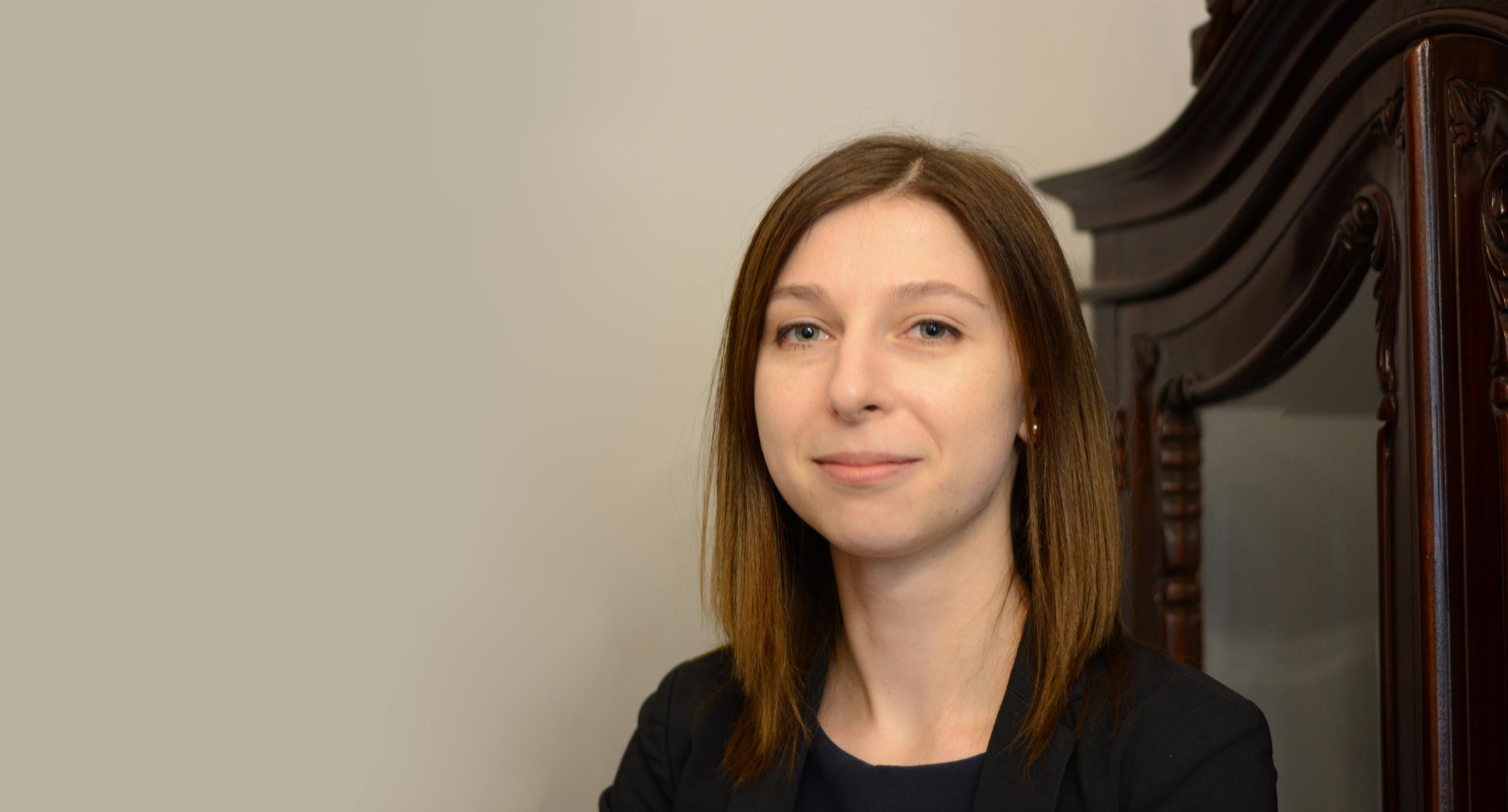 Magdalena Seniw - adwokat, prawo cywilne, kancelaria adwokacka Ius Cogens w Toruniu