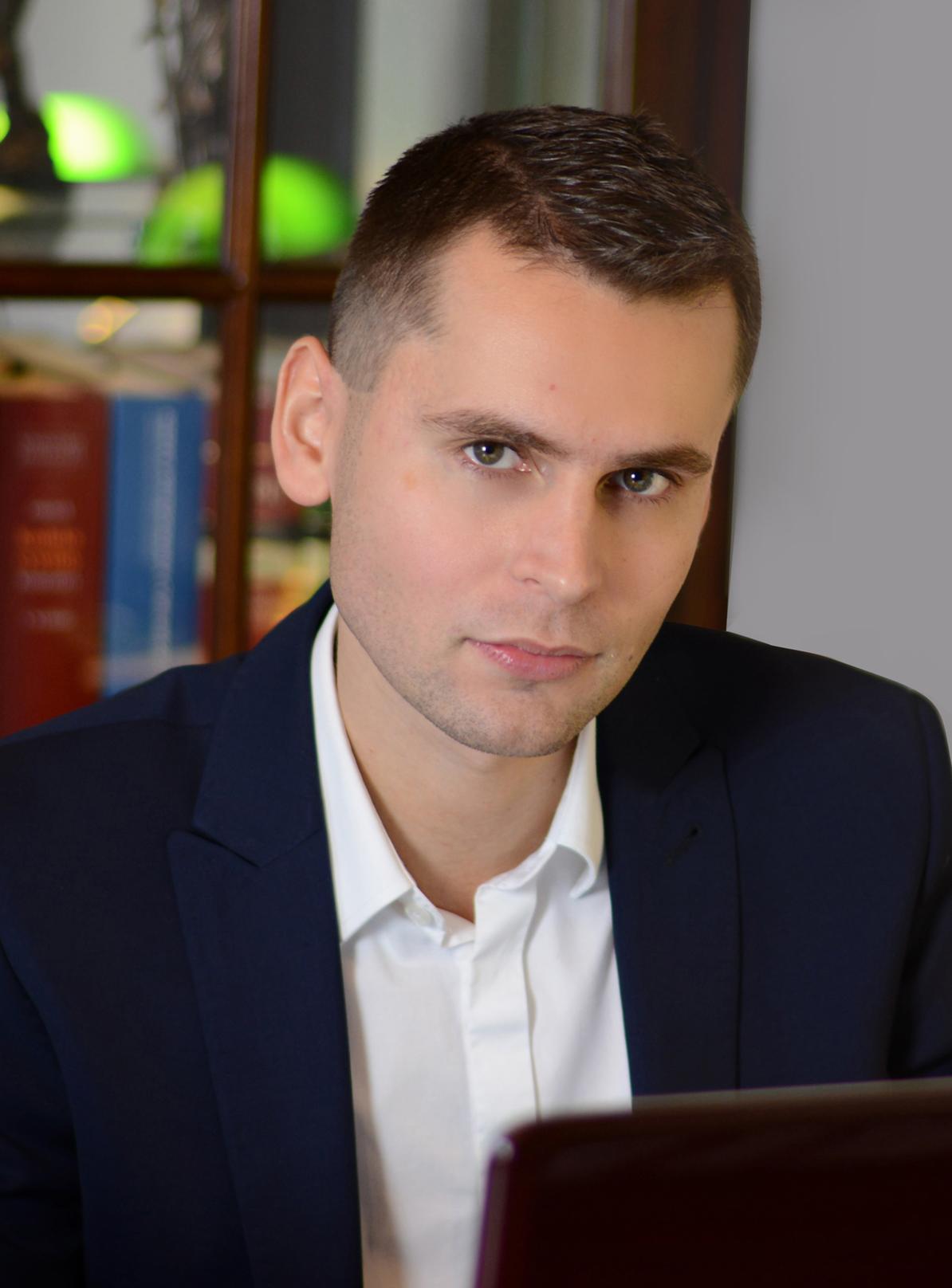Marcin Synak - adwokat - Kancelaria Adwokacka Ius Cogens Toruń