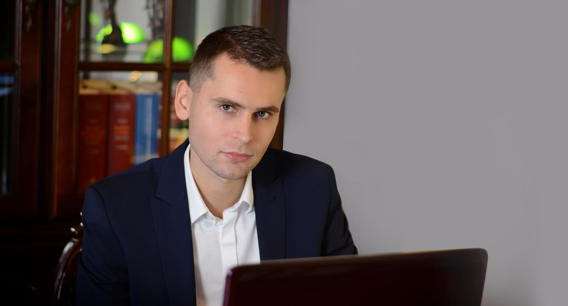 Marcin Synak - adwokat, prawo cywilne, kancelaria adwokacka Ius Cogens w Toruniu