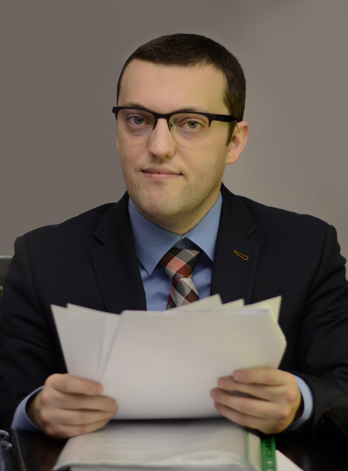 Piotr Konieckiewicz - adwokat - Kancelaria Adwokacka Ius Cogens Toruń